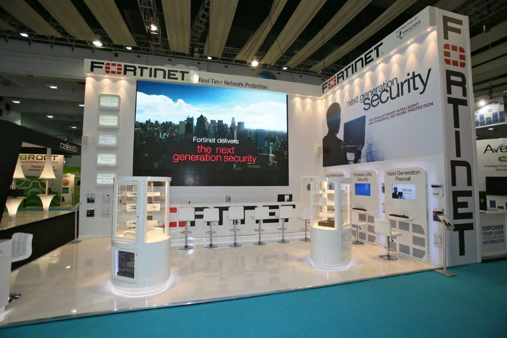 Exhibition Stand Fitter Jobs London : Kind words from fortinet infosecurity london
