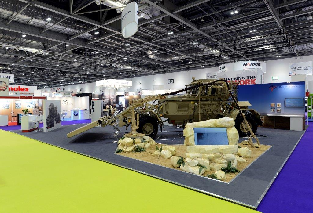 Exhibition Stand Fitter Jobs London : Csi dsei london expose designs exhibition stands