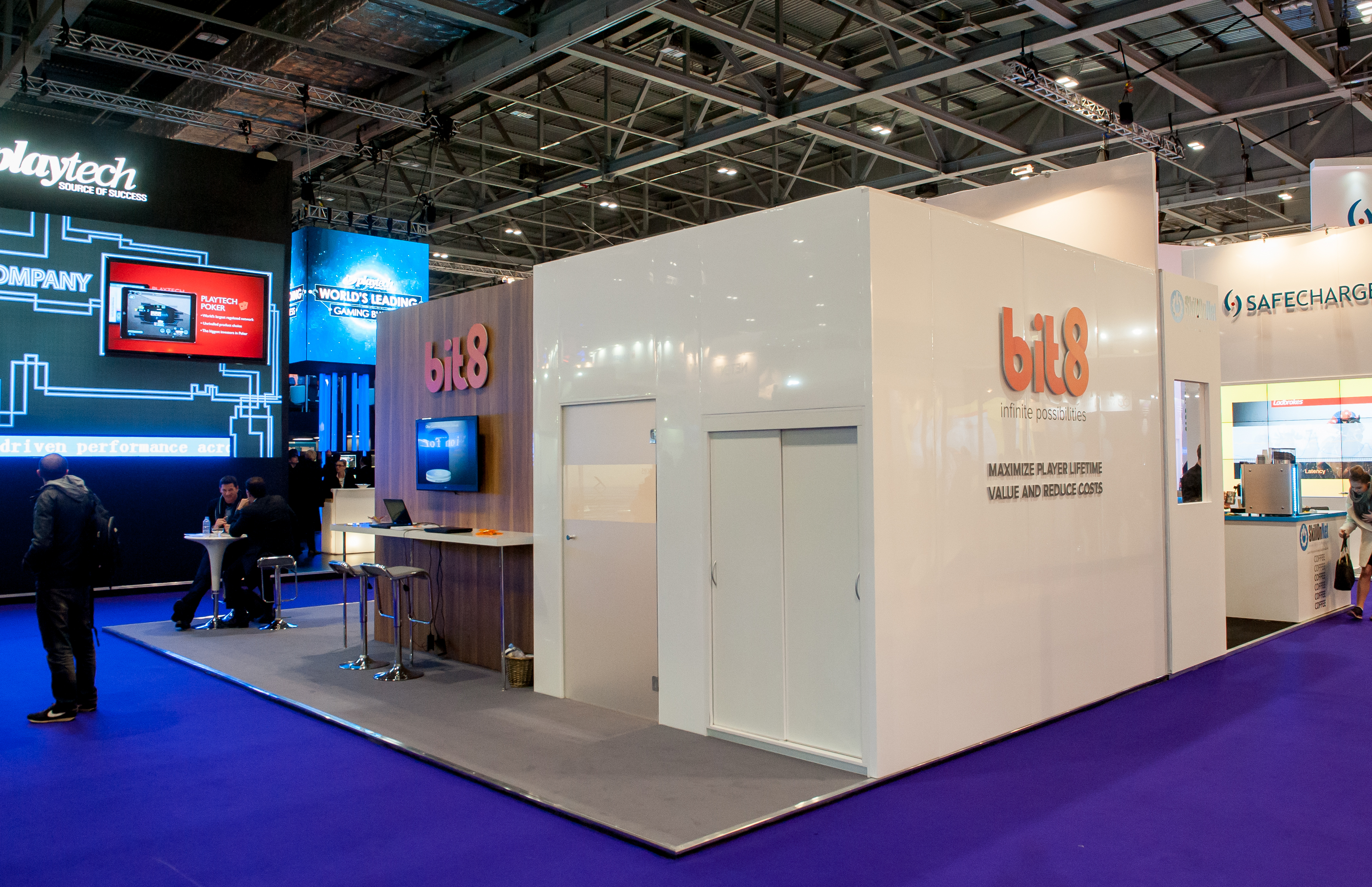 Exhibition Stand Fitters : Bit ice expose designs exhibition stands design