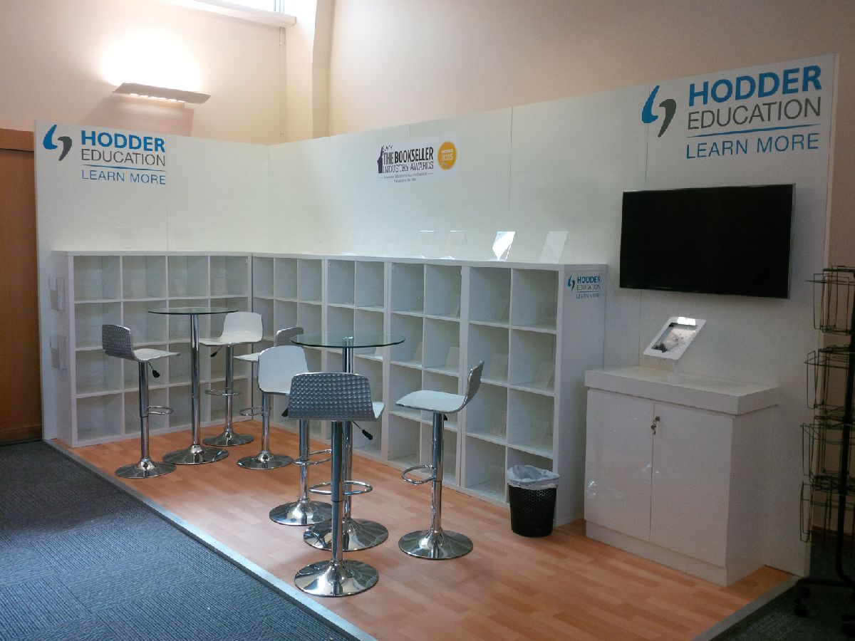 Exhibition Stand Leeds : Hodder shp conference leeds expose designs