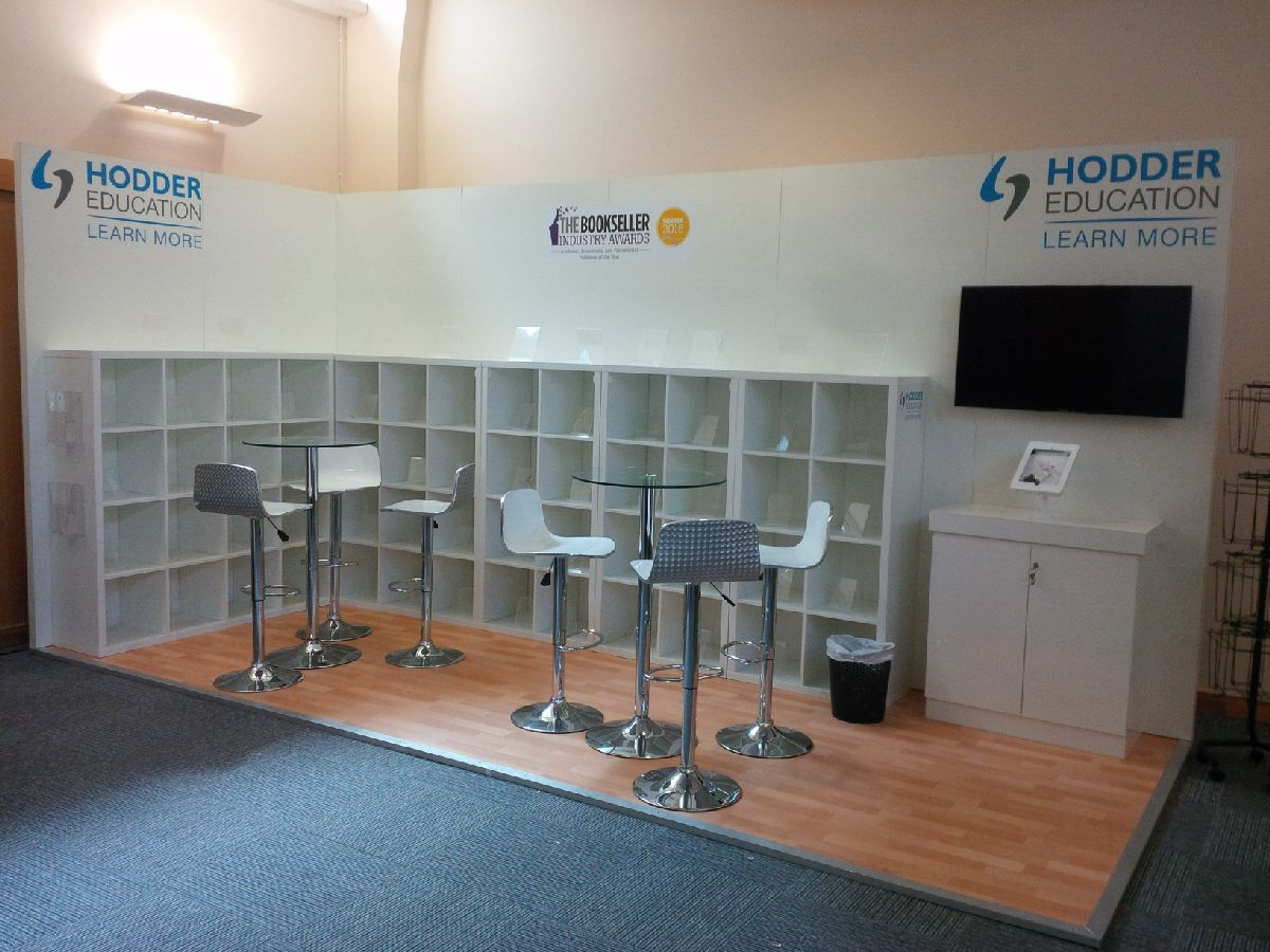 Exhibition Stand Design Leeds : Hodder shp conference leeds expose designs