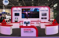 Booming Games @ ICE, London
