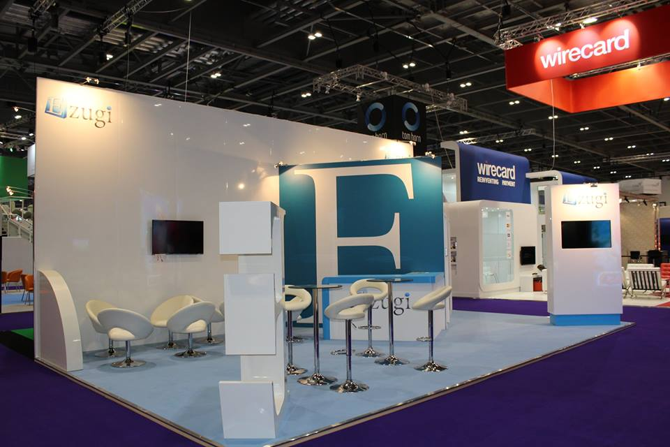 Exhibition Stand Fitter Jobs London : Ezugi ice london expose designs exhibition stands