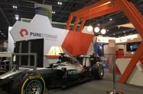 Pure Storage @ Cloud Expo Europe, London