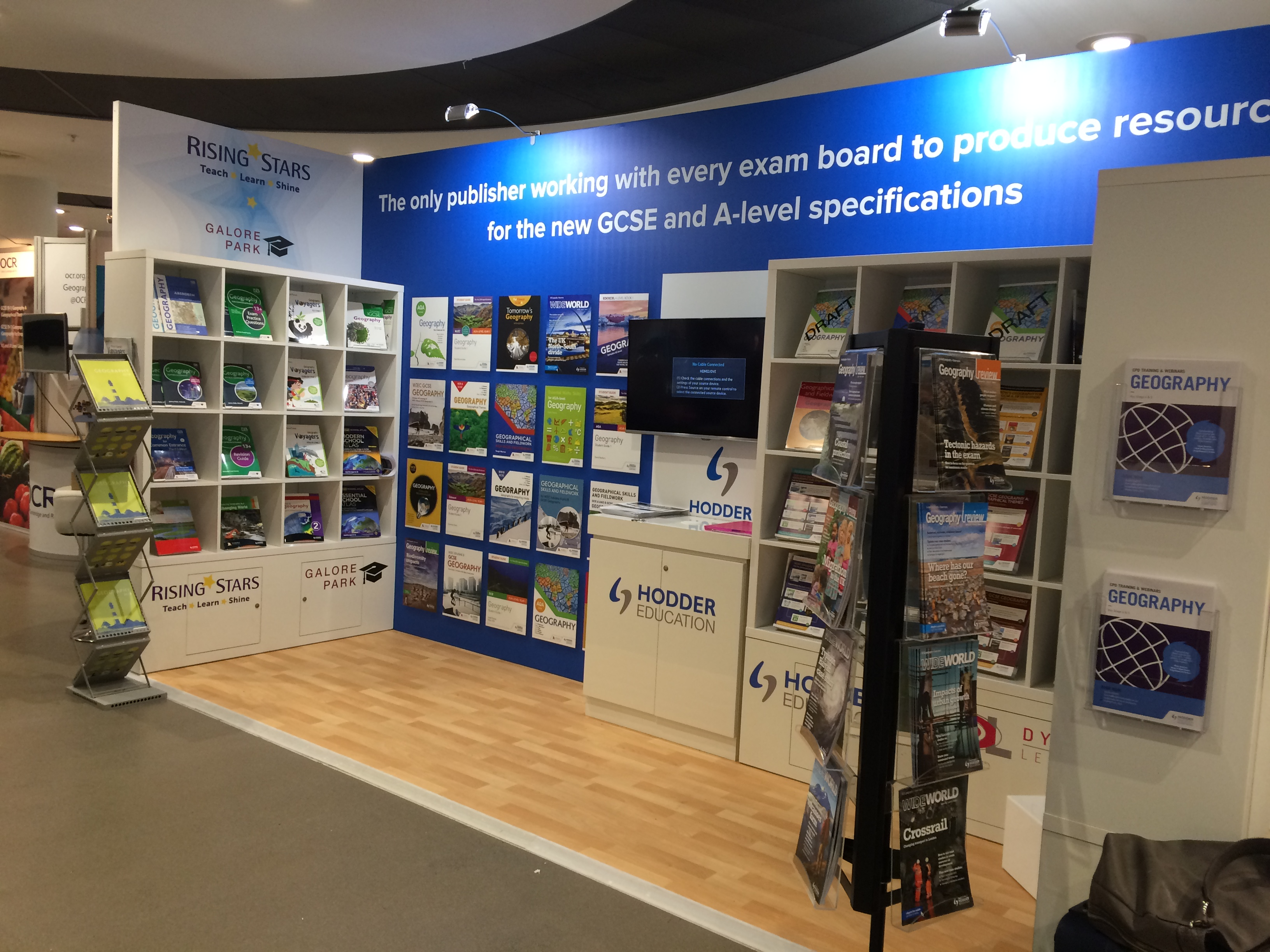 Exhibition Stand Design And Build Manchester : Hodder ga conference manchester expose designs exhibition