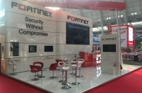 Fortinet @ Infosec, London