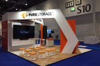 Pure Storage @ Cloud Expo Europe, London