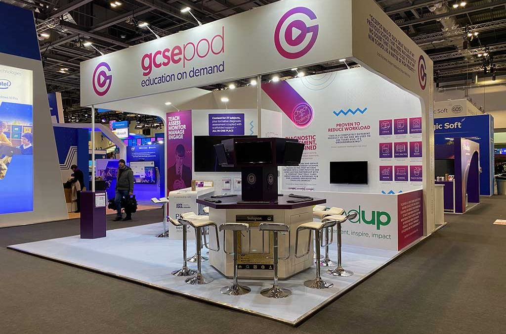 Showcase – Bett Show – Excel London