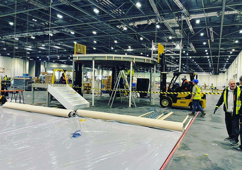 Setting Up – ICE – Excel London